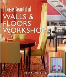 WALLS & FLOORS WORKSHOP TESSA EVELEGH interior design architect architecture book books