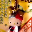 japan HELLO KITTY CHARM PHONE ACCESSORY IPOD CHAIN NECKLACE knitting crochet stitch markers