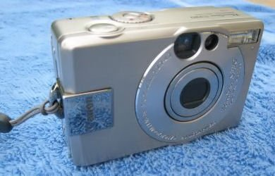 Canon PowerShot S330 ELPH 2.0 Megapixel powershot elph digital camera electronic photo home garden