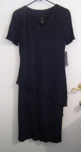 sold - black cocktail dress sz 10 CONNECTED drape women's clothes party christmas sexy soft comfort