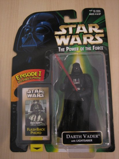 DARTH VADER LIGHTSABER green STAR WARS TOY KIDS COLLECTOR'S ITEM DECORATIVE FIGURINE COLLECTIBLE
