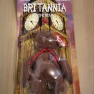 brittania BEANIE DOLL STUFF ANIMAL BEAR KIDS CHILDREN TOY TOYS COLLECTOR DECORATIVE COLLECTIBLE