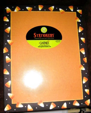 candy STATIONERY 50 SHEETS office paper pads scrapbook writing sheets supply letter note memo