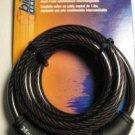Master Lock Bike Security Cable LOCK Combination * NEW bike skateboard sports