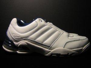Reebok Shoes Mens 11.0 Basketball White Navy MSRP $80 NIB clothing men's BIG SIZE BIG FEET