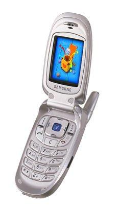 Samsung E105 Cell Flip Phone Consumer Electronics