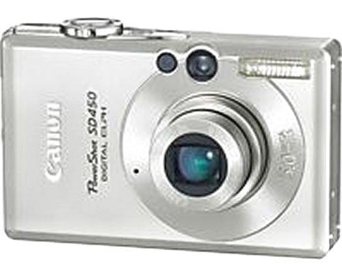 Canon PowerShot SD450 Digital ELPH 5.0 Megapixel digital camera photo electronic