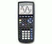 Texas Instruments TI-83 Plus Graphic Calculator scientific school math physics engineer electronic