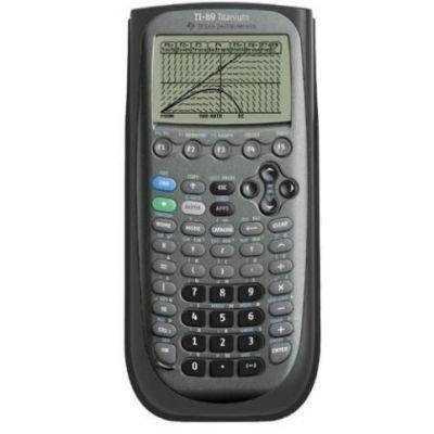 Texas Instruments TI-89 titanium Graphic Calculator scientific school math physics electronic