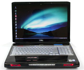 SALE XPS M1730 GAMING DELL LAPTOP NOTEBOOK COMPUTER ELECTRONIC