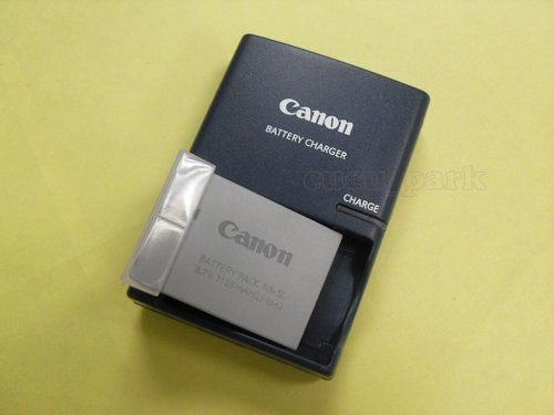 original OEM Battery NB-5L & Charger CB-2LXE Canon SD880 SD970 electronic home travel