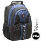 Backpack Fits Laptop Screen Up to 15.6 in. BLUE Dell swiss army swissgear school work biking bag