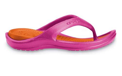 WOMEN'S CROCS SHOES SANDAL SLIPPER SANDALS pink size 9 ACCESSORY