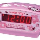 Hello Kitty AM/FM Alarm Clock Radio PINK SANRIO cute gift birthday
