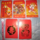 A - GIFT RED ENVELOPE FUN HOME DECOR BIRTHDAY WEDDING CHINESE NEW YEAR