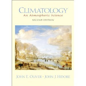 0130922056 978-0130922052 book Climatology An Atmospheric Science 2nd ed. Paperback Oliver Hidore