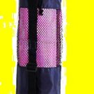 Nylon Yoga Mat Bag Carrier Mesh Center Strap Black New women's clothing accessory sports gym