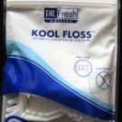 3 packs - dr. fresh DENTAL FLOSS 75pc TRAVELER'S TOOTHPICK home health care