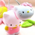 pink Hello Kitty desk Reading Light Lamp gift children kids bedroom home decor accessory electronic