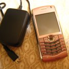 BLACKBERRY PEARL 8130 cdma verizon cell phone PINK teen electronic accessory