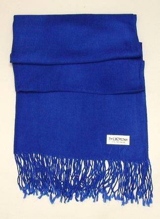 royal blue 100% Pashmina Cashmere Wool Shawl Scarf NEW CLOTHING WOMEN'S MEN'S ACCESSORY FASHION