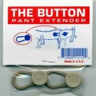 5 Pant Skirt Extender Button Waistband KHAKI and BLACK maternity women's men's clothing