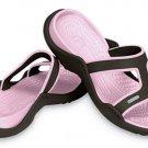 florence pink WOMEN'S CROCS SHOES SANDAL SLIPPER SANDALS size 8 ACCESSORY
