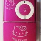 pink hello kitty Mini Clip Mp3 Player 2 4 8 GB Micro SD NEW electronic accessory health running