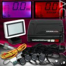CAR LED DISPLAY PARKING REVERSE BACKUP 4 SENSOR PDC PTS auto parts accessory home family