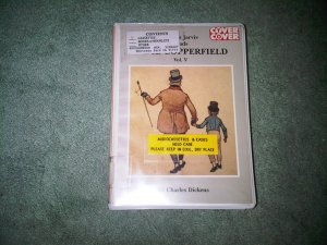DAVID COPPERFIELD CHARLES DICKENS casette audio book books home education FICTION