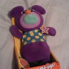 SING-A-MA-JIG MATTEL SINGING BEAR DOLL TOY DECORATIVE COLLECTIBLE FIGURINE HOME