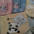 bbb YELLOW SANRIO JAPAN SAN-X PANDA MAKEUP BAG POUCH ZIPPER BEAUTY HEALTH HOME