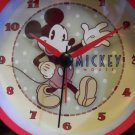 C Disney Mickey Mouse Analog Twin Bell Alarm Clock GIFT KIDS ROOM HOME DECOR COLLECTIBLE