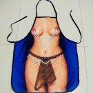 Belly dancer Sexy apron cooking kitchen home fun costume clothing women's mens