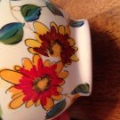 Hand painted bowl ceramic home kitchen decorative collectible