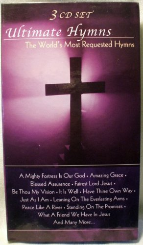 3 CD Set Ultimate Hymns Most Requested Hymns