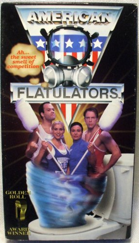 American Flatulators Contest VHS
