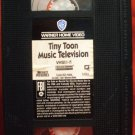 Tiny Toon Music Television VHS Warner Home Video