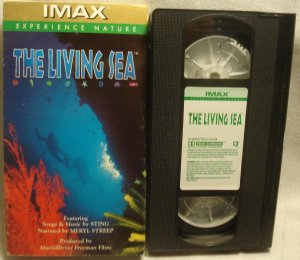 The Living Sea IMAX VHS Songs & Music Sting
