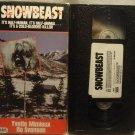 Snowbeast VHS Yvette Mimieux, Bo Svenson