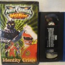 Power Rangers Wild Force VHS Identity Crisis
