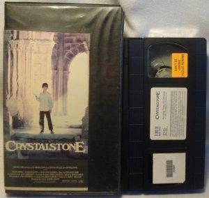 Crystalstone VHS Frank Grimes, Jane Goodwin
