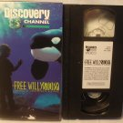 Discovery Channel The Free Willy Story VHS