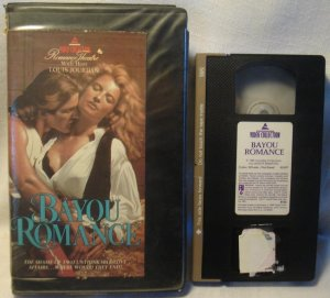 Bayou Romance VHS Louis Jourdan Romance Theatre VHS