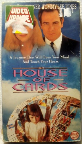 House Of Cards VHS