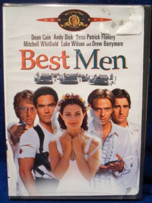 Best Men (2002, DVD)
