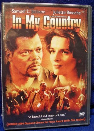 In My Country (2005, DVD) NEW