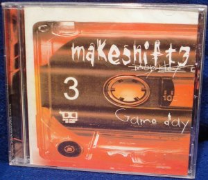 Makeshift 3-Game Day (CD) NEW