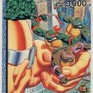 TMNT Japanese Trading Card - PP Card #22 - Teenage Mutant Ninja Turtles