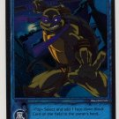 TMNT Trading Card Game - Foil Card #2 - Donatello - Ninja Turtles
